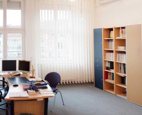 Beratungszimmer Orthopädie Zentrum Hannover