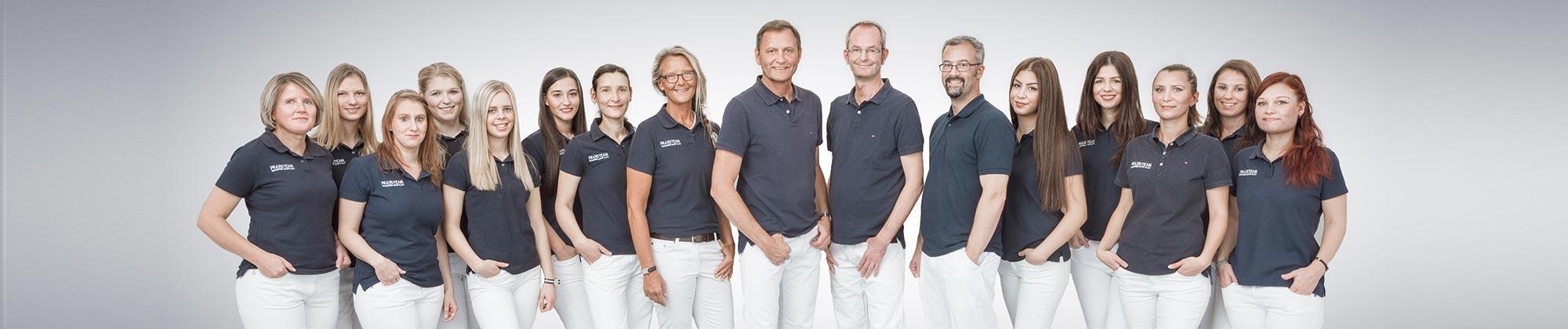 Teambild Orthopädie Zentrum Hannover